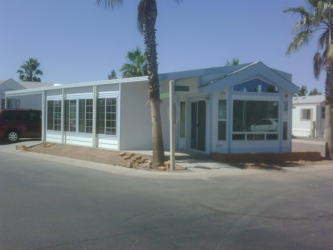 Manufactured Home Awnings