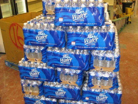 Image result for cases of water