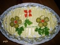COLŢUL BUCĂTARULUI  Salată de boeuf