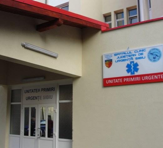 Situație de criză la Spitalul Județean Sibiu