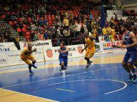 Victorie importantă pentru CSU Atlassib Sibiu