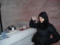 Singurul hotel de gheață din România, rezervat integral pentru 2016 înainte de a fi gata. Inaugurarea va fi pe 23 decembrie!