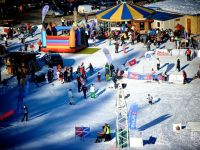 Liber la distracție la Sibiu Winter Challenge