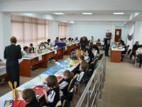 Elevii sibieni se întrec în meșteșuguri tradiționale