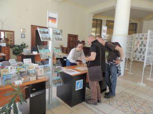 centru informare turistica primaria sibiu