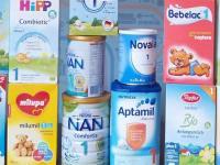 Aproape trei sferturi dintre bebelușii din România primesc doar lapte praf. AVERTISMENTUL Asociației pentru Protecția Consumatorilor