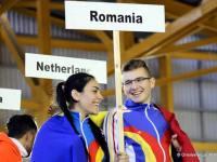 Echipa României – campioană europeană la taekwon-do ITF la proba de tehnici speciale