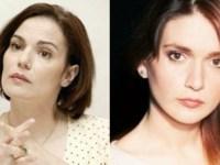 Maia Morgenstern și Alina Azario