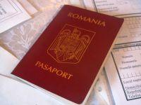 Scad taxele de emitere a paşapoartelor