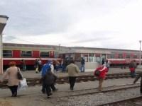 Turcan cere Corpului de Control al ministrului Transporturilor să verifice situația Gării din Sibiu