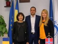 APM Sibiu trimite studenții în Norvegia