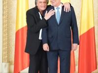 """Florin Piersic, decorat de """"prietenul"""" Iohannis"""
