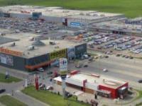 Accident de muncă la Shopping City Sibiu