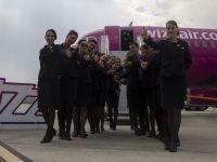 Wizz Air a inaugurat baza de la Sibiu