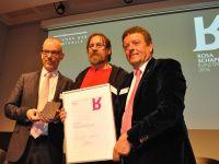 """Dan Perjovschi a primit în Germania premiul """"Rosa Schapire"""""""