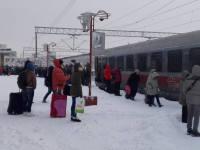 CFR Călători a anulat 44 de trenuri. Unele curse pot înregistra întârzieri la destinație