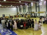 """Carnavalul de la """"Bruk"""" a dat culoare iernii   GALERIE FOTO"""