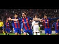 FC Barcelona, calificare de senzație în sferturile Ligii Campionilor, după 6-1 cu PSG