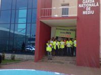 Sindicaliștii Gărzii de Mediu au suspendat temporar greva generală, pe perioada discuțiilor cu Ministerul Mediului