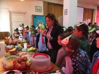 Consiliul Județean încurajează consumul de fructe și legume în școli