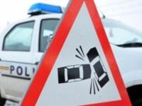 Circulație îngreunată pe Valea Oltului, după un accident rutier | ACTUALIZARE: Șoseaua a fost deblocată, iar răniții sunt aduși la Spitalul Județean Sibiu