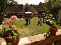 Mărginimea Sibiului, magnet pentru turiști și în minivacanța de Rusalii