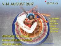 """Delicii culinare la Festivalul Internațional de Folclor """"Cântecele Munților"""""""