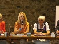 Ruxandra Hurezean și Sofia Folberth / foto: Hotnews