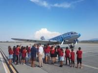Surpriză la Aeroportul Internațional Sibiu