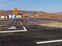 La Mediaș, s-a schimbat locul de start în proba practică pentru permis