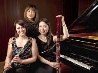 Parafraze muzicale din opere cu Trio Vento Dell'Est
