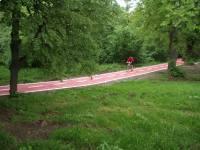 Coridor pentru bicicliști