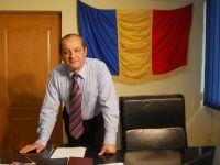 Primarul din Copșa Mică merge pe jos la București