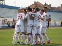 FC Hermannstadt: al șaptelea succes consecutiv pe teren propriu în campionat | VIDEO