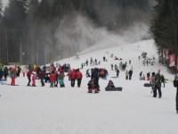 Risc însemnat de avalanșe în masivele Făgăraș și Bucegi