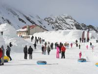 Hotelul de Gheață de la Bâlea Lac va fi inaugurat pe 23 decembrie