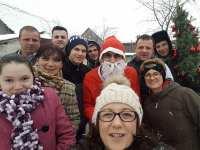 Daruri de Crăciun, din partea Asociației Vatra Satului Săcădate | GALERIE FOTO