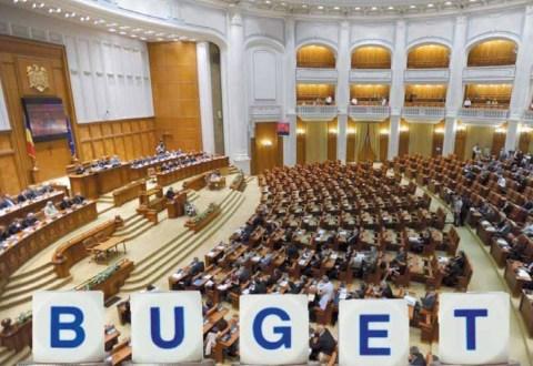 Iarna se numără amendamentele la buget