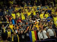 CSU Sibiu termină sezonul regulat pe locul al doilea