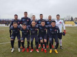 FC Hermannstadt, remiză albă în derby-ul cu Dunărea Călărași
