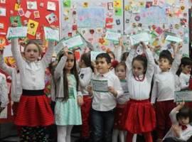 Expoziţie și concurs de creaţie pentru copii la APM Sibiu
