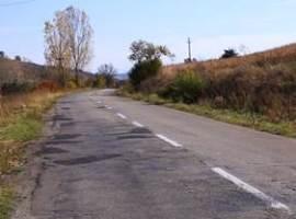 Licitație pentru o porțiune a drumului județean Agnita-Sighișoara