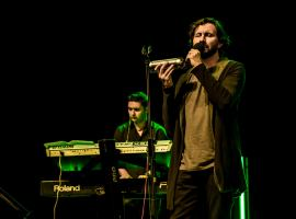 Concert Adrian Nour, de Ziua Europei, la Sala Thalia