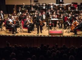 Concert de succes al Orchestrei Filarmonicii de Stat Sibiu în festivalul din Ankara