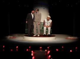 """Maestrul și Margarita"" / foto: Teatrul Satiricus ""Ion Luca Caragiale"""