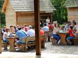 Zilele satului hunedoreansărbătorite la Târgul de țară