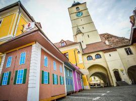 Șapte artiști au expus în Orașul Artiștilor