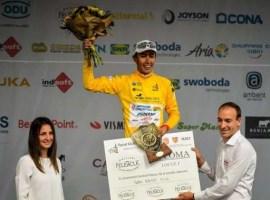 Columbianul Ivan Ramiro Sosa Cuervo, marele câștigător al Turului Ciclist al Sibiului