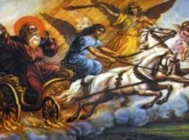 Sfântul Ilie, aducătorul de ploi