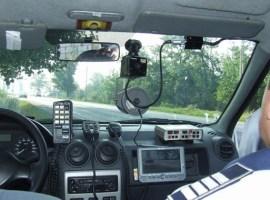 În primele 8 luni ale anului, nu mai puțin de 7.262 șoferi au fost amendați pentru viteză neregulamentară